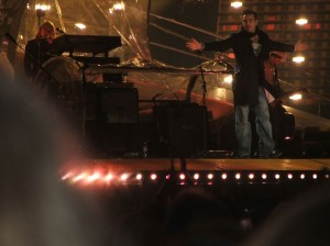 Robbie Williams 2006, Milton Keynes